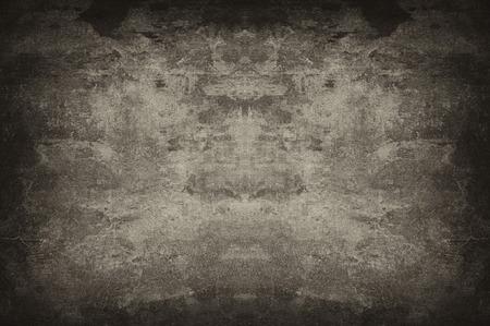grunge wood: dark grunge background Stock Photo