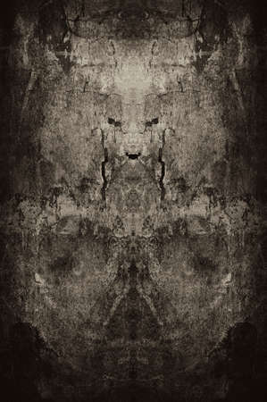 rundown: Abstract painted grunge background