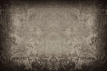 abstract background: sepia tone grunge texture
