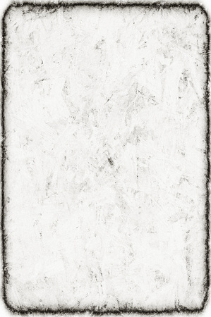 manuscript: Black and white monochrome old grunge vintage weathered background abstract antique texture with retro pattern Stock Photo