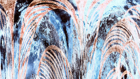 nat: Old grunge vintage weathered background abstract antique texture with retro pattern. 16:9 aspect ratio