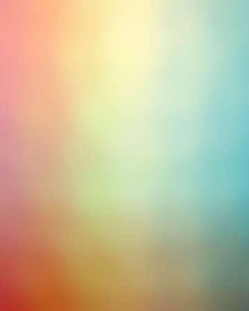 Blur Abstract Background. Colorful Gradient Defocused Backdrop.