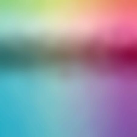 Blur Abstract Background. Colorful Gradient Defocused Backdrop. Simple Trendy Design Element For You Project, Banner, Wallpaper. Beautiful De-focused Soft Blurred Image Stock fotó - 96769621