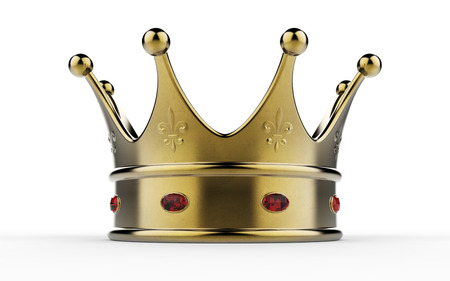 Crown 3D rendering