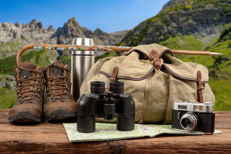 guides: Hiking equipment