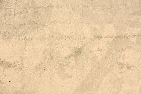 beige backgrounds: Texture of old concrete wall for background
