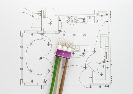 reliably: Connector wiring is the wiring diagram
