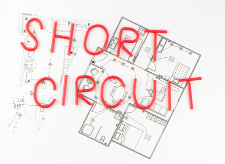 wiring diagram stock photos pictures 427 royalty wiring wiring diagram word short wiring on a white background