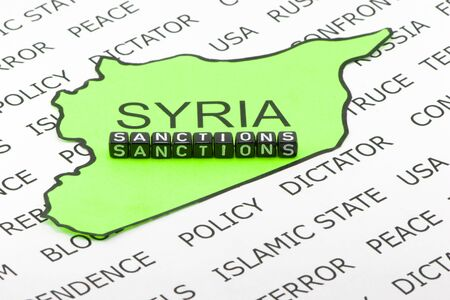 bloodshed: Sanctions on Syria because of the war