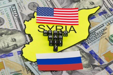 third world: Possibility of a third world war between the US and Russia?