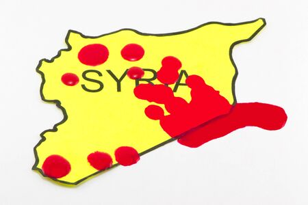 The shedding of blood in Syria