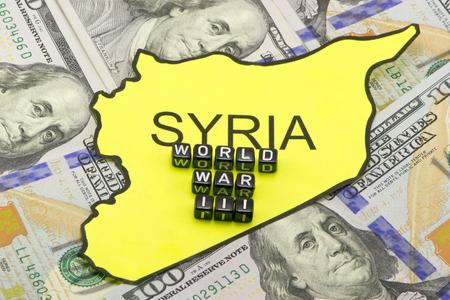 third world: The third world war because Syria