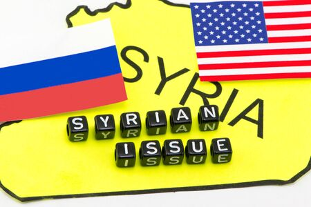 The Syrian issue to the United States and Russia talks