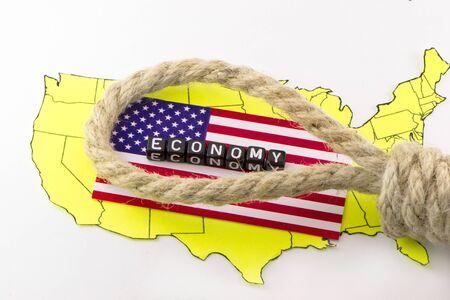 collapse: El colapso de los Estados Unidos como símbolo de