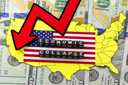 collapse: El colapso de la economía de EE.UU.