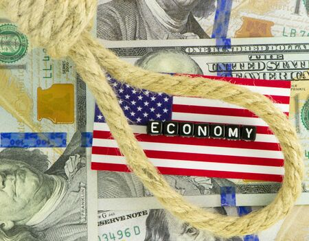 ahorcado: Ahorcado en la economía de EE.UU.
