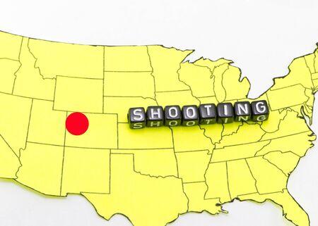 Shooting in Colorado