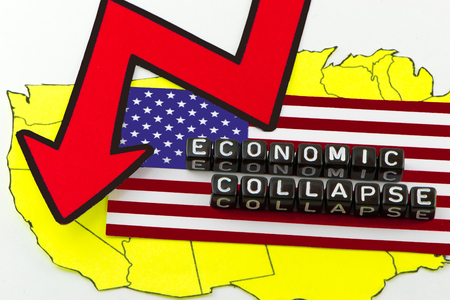 collapse: The collapse of the US economy in the concept
