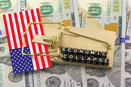 implications: The collapse of the US financial system and the implications