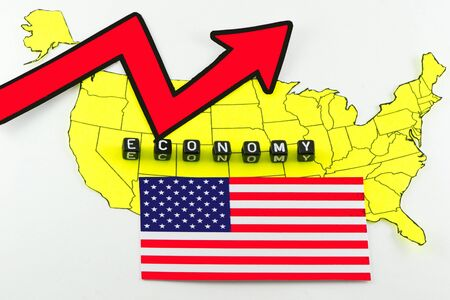 economic recovery: US economic recovery in the concept