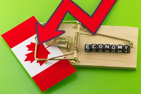 The stagnation of the Canadian economy