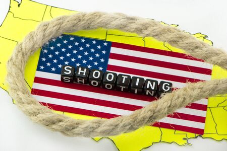 Shooting in the United States words