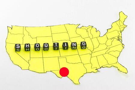 terrorist attack: Shooting in Texas