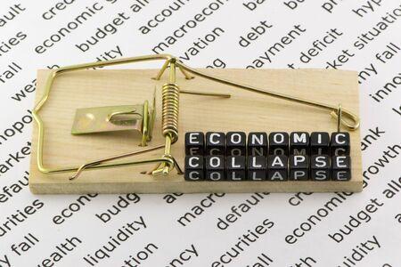 collapse: El colapso de la economía
