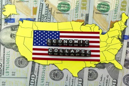 collapse: The collapse of the US economic system concept