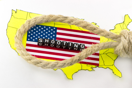 terrorist attack: The loop on the neck of the United States