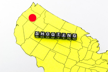 Shooting in Oregon