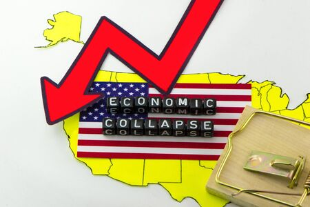The US economy is in stagnation