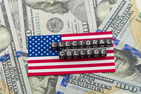 electoral: The vote of the Electoral College in the United States