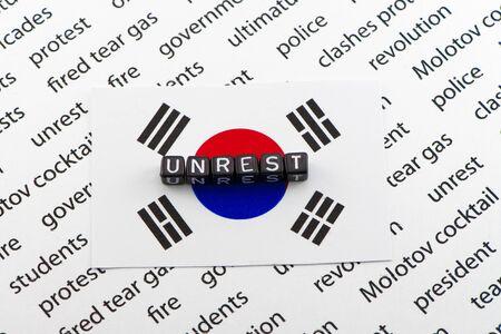 molotov: Civil disobedience in the Republic of Korea