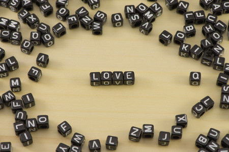 The concept of the word love