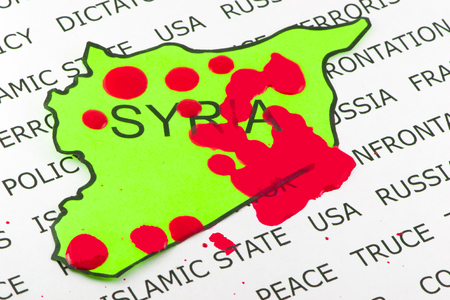 Rivers of blood in the Syrian war