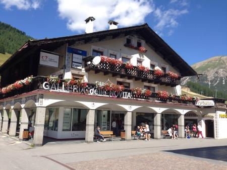 Heres a shop in Livigno