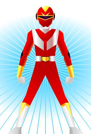 Japan super hero