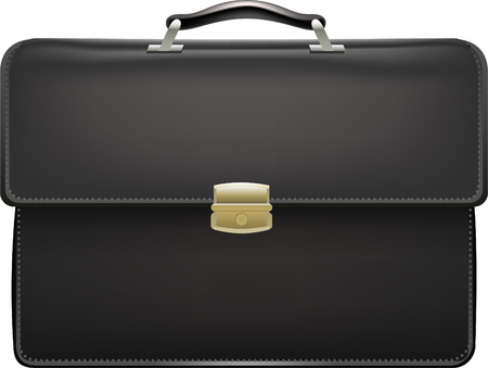 suit case: Suitcase briefcase suit case vector illustration