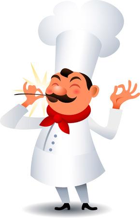 Chef's smaak