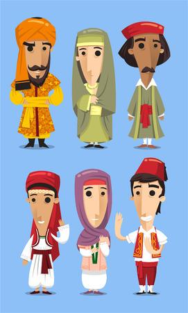 Turkse klederdracht kleding