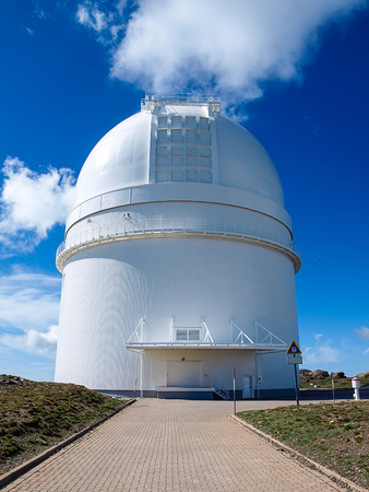 Astronomical Observatory in Almería, Spain