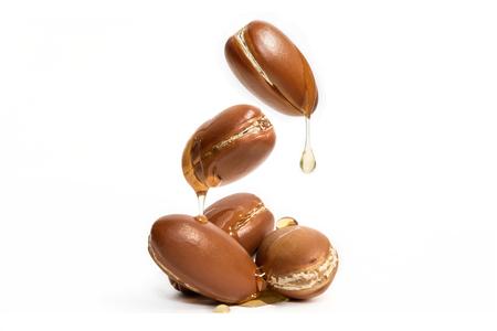 Argan oil, much appreciated in cosmetics