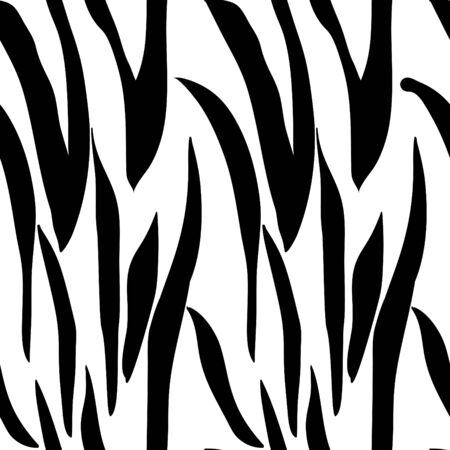 furry: Seamless art abstract pattern