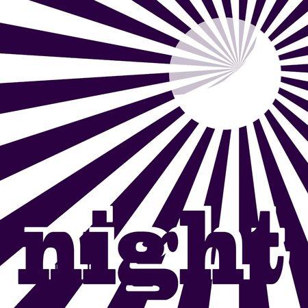 night banner