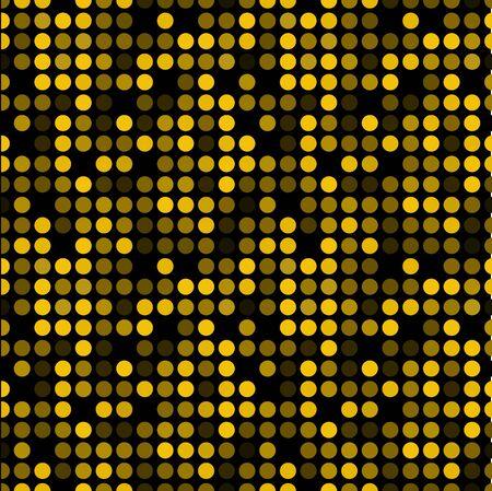 square detail: Patr�n de c�rculos en colores de tendencia de la moda