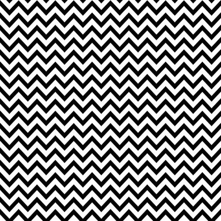 Seamless abstract black geometric pattern