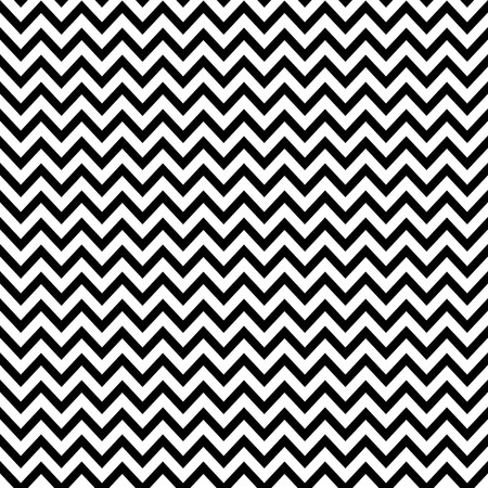 Seamless abstract black geometric pattern
