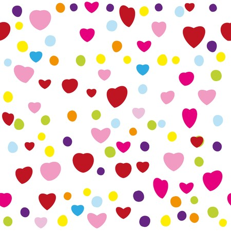 fondle: Abstract valentine background with hearts