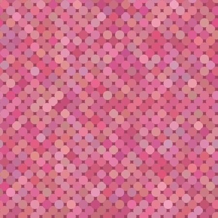patron de circulos: Patr�n de c�rculos en colores de tendencia de moda